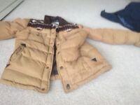 Nanny state puffer coat