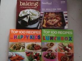 Cooking/ Baking books 📚