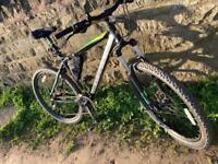 Bike Carrera Vulcan mountain bike