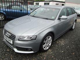 Audi A4 2.0 TDIe 136 TECHNIK 5dr [Start Stop] (grey) 2011