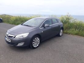 2011 Vauxhall astra for sale