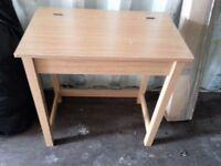 Ikea desk for sale.