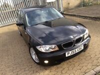 Bmw 116 sport, 1 series 1.6 petrol, 5 doors,full bmw service, low miles for age, Hpi clear, long mot