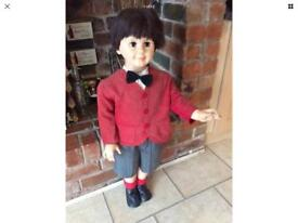Mannequin boy peter