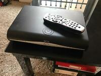 Sky+HD Box 500GB with remote