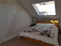 Spacious double with private shower room. Monday to Friday. Bills included. Wandsworth