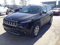 2014 Jeep Cherokee Limited 4x4   Leather  Roof  Remote Start