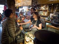PART TIME & FULL TIME - FOH WAITING STAFF
