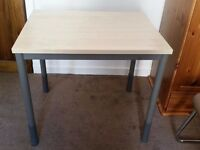 Table Office/Home 60X80cm table for sale Collection High street alloa