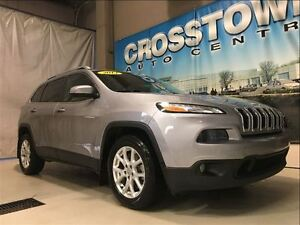 2014 Jeep Cherokee North FWD 2.4L 9 Speed Auto | Heated Seats |