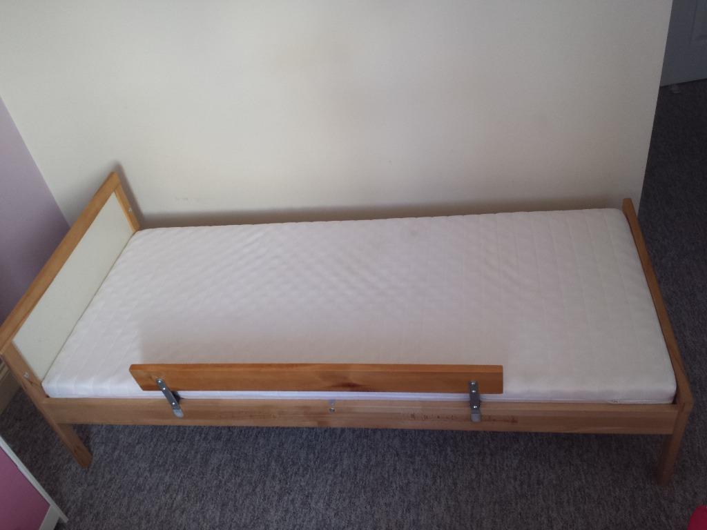 Ikea Single Bed Mattress Guard Rail In Poole Dorset