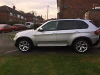 2007 BMW X5 XDRIVE 7 SEATER 3.0LTR (Loads of Extras Please Read Ad)