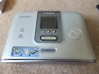 Canon Selphy CP710 photo printer