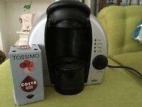 Retro Braun Massimo coffee machine - great Costa and Starbucks at home!