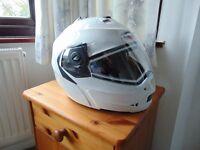 caberg |Duke flip up motorcycle helmet . size medium
