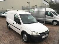 2003 53 VAUXHALL COMBO VAN 1.7 DTI SUPERB CONDITION LOW MILES FOR YEAR DRIVES VERY WELL LONG MOT A 1