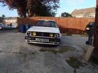 Mk2 golf 1984 1.3