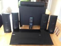 Sony 3D blu-ray surround sound