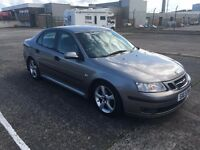 2006 SAAB 9-3 VECTOR SPORT TID 150 BHP FULL MOT V.G.C INSIDE & OUT WARRANTY GIVEN