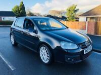 *BARGAIN* 2007 VOLKSWAGEN GOLF GT TDI SPORT 2.0 DIESEL 5 DOOR LONG MOT READY TO DRIVE AWAY