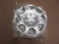 """GENUINE PUEGEOT NEW 15"""" WHEEL TRIMS STILL IN ORIGINAL PACKAGING. (NOW SURPLUS TO REQUIREMENTS)"""