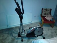Marcy Elliptical Cross Trainer - as new