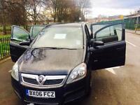 Vauxhall Zafira Club 1.6 Petrol 06 Reg