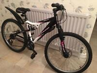 Apollo Firecracker Ladies Mountain Bike new cost £269 needs attention cheap for quick sale
