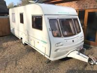 6 Berth Caravan - Avondale Dart 556-6 2002