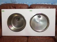 New kitchen sink round