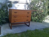 1960s G Plan Quadrille Chest of Drawers