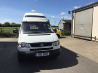 Vw camper Autosleeper hightop, drives like new, excellant tyres all round
