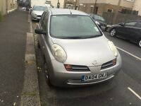 AUTOMATIC MICRA IN GOOD CONDITION ,,LOW MILEAGE