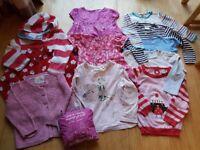 Age 1-2years Clothes Bundle – Boden, JoJo Maman Bebe, John Lewis, Mothercare, M&S, Next £20