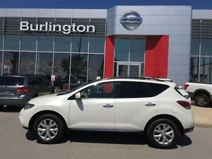 2014 Nissan Murano SV, WOW FINANCE @ 1.9% !