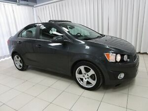 2015 Chevrolet Sonic WOW! WHAT MORE DO YOU NEED!? LT SEDAN w/ SU