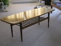 Coffee Table (Solid light Wood)
