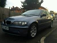 BMW 3 SERIES E46 318I SE AUTOMATIC 2002 52