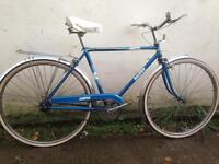 Raleigh campus vintage bike