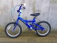 Boys bike, 16inch wheels