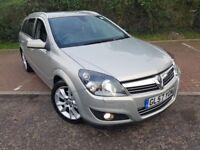 2008 Vauxhall Astra 1.9 CDTi 8v Design 5dr Automatic @07445775115