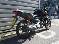 Honda CB125F - Only 2910 Miles!