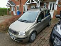 2008 fiat panda for sale or swap