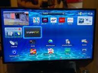 "EXCELLENT* SAMSUNG 40"" SMART LED FULL HDTV ULTRA SLIM 1080P FREEVIEW INBUILT CHANNELS"