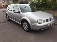 Volkswagen Golf Mk4 out 1.9 gt tdi 6 speed pd130 clean car cheap bargain