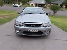 2006 Ford Falcon Ute Bolwarra Heights Maitland Area Preview