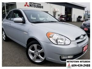 2010 Hyundai Accent GL Sport; Immaculate condition!