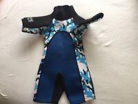 Kid's Wet Suit size 2-3