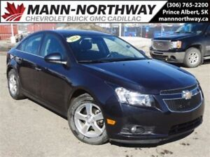 2014 Chevrolet Cruze 2LT | Safety Package, Leather, Remote Start