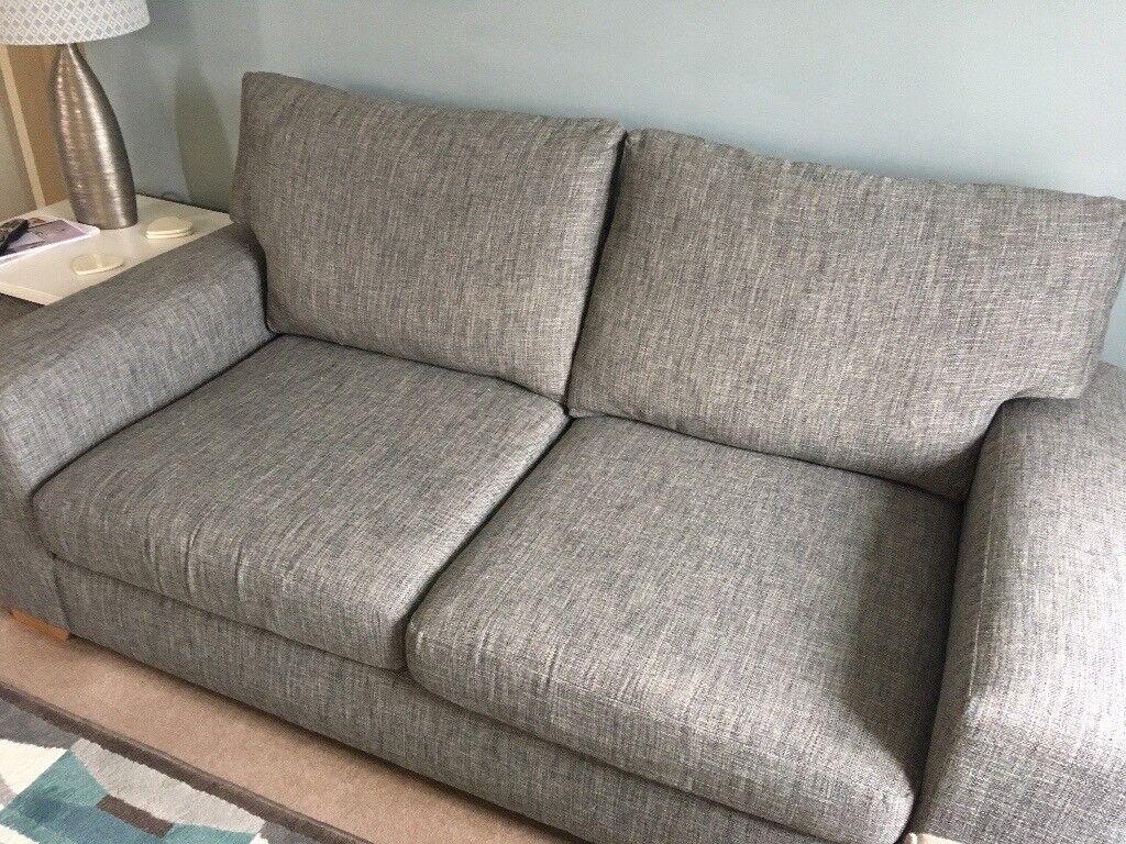 Next Sonoma Grey Medium 3 Seater Sofa In Barnsley South Yorkshire Gumtree